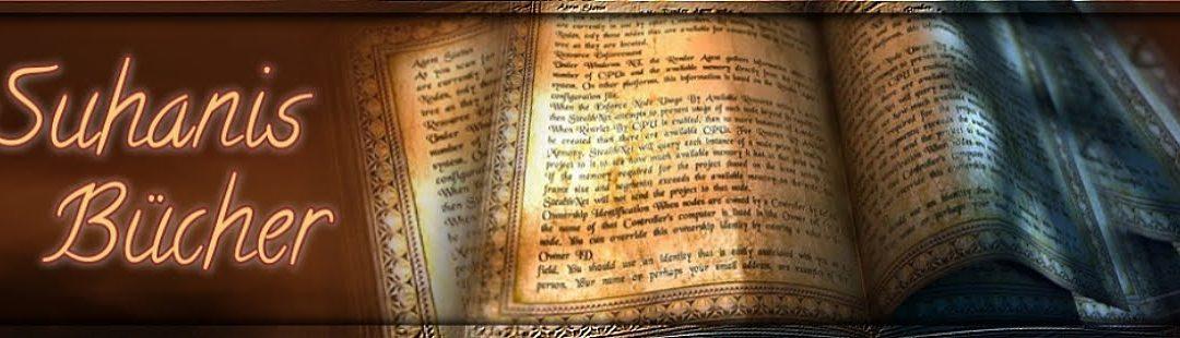 """Rezension im Bücher Blog """"Suhanis Bücher"""""""
