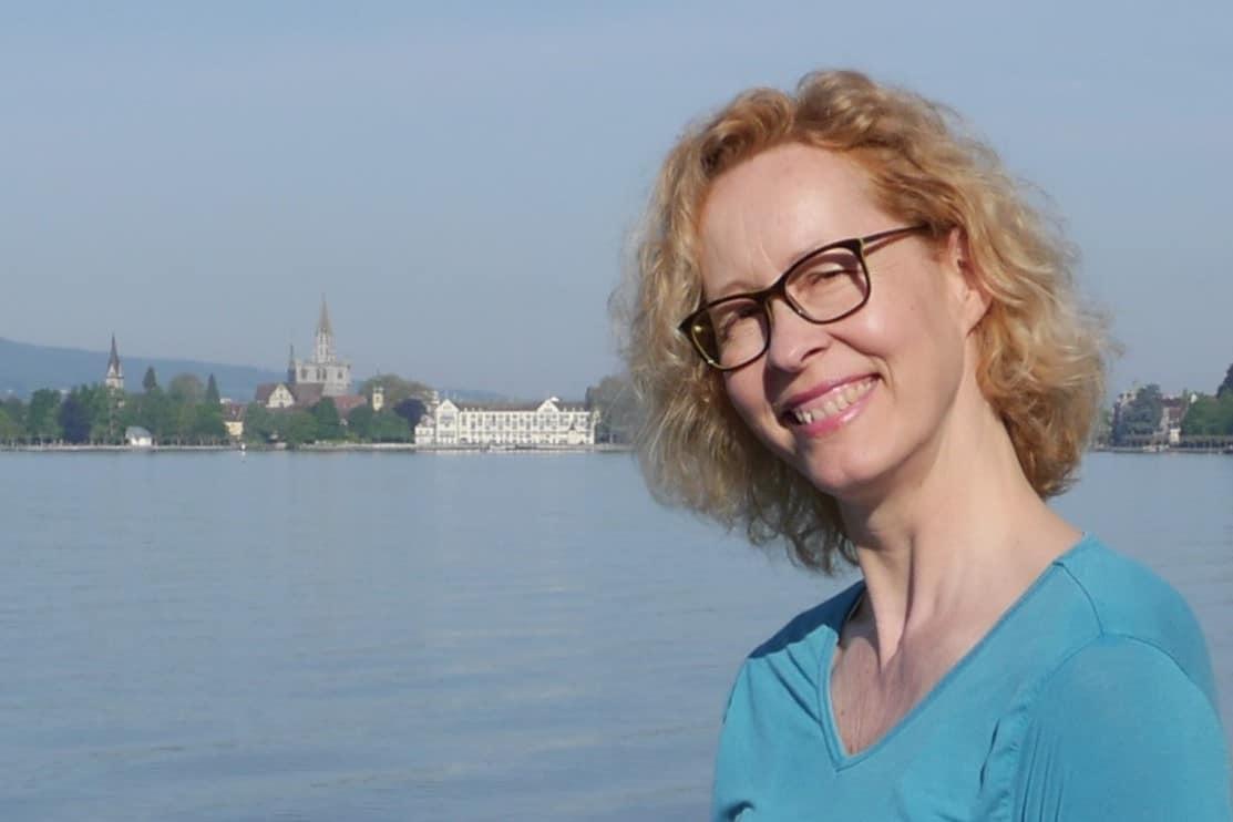 Christiane Kördel Schriftstellerin Porträt