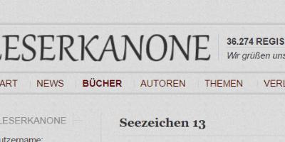 Interview auf Leserkanone