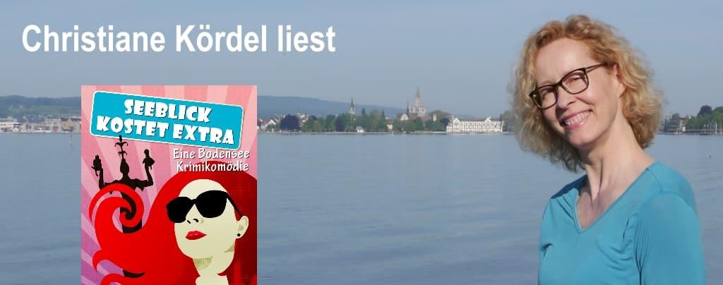 Buchvorstellung und Lesung am 19. Juli Seebuchhandlung Konstanz