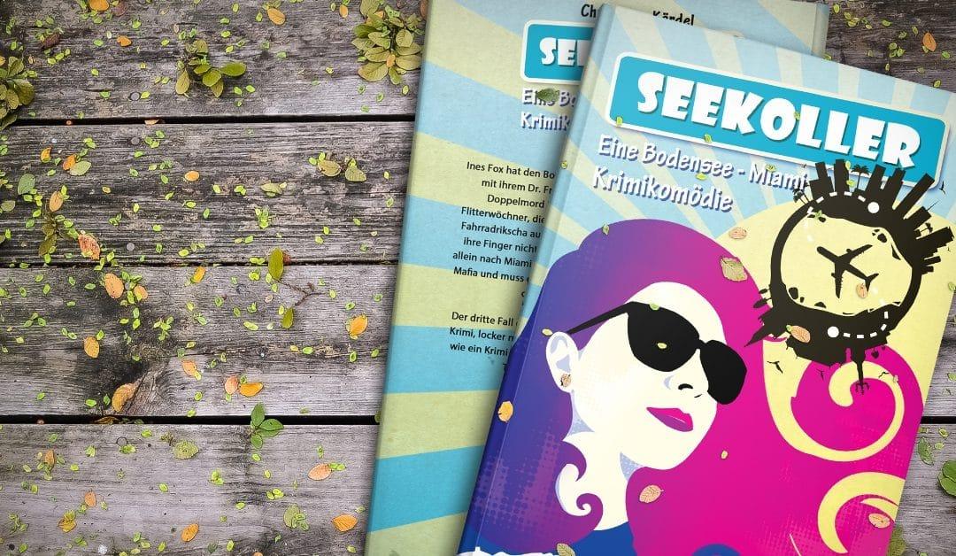 """Lesung aus """"Seekoller"""" am 17. Oktober in Konstanz"""